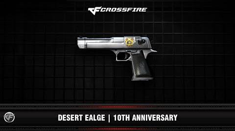 CF Desert Eagle 10th Anniversary