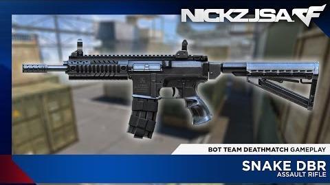 Snake DBR CROSSFIRE Russia 2