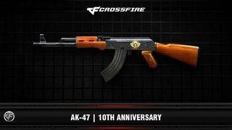 CF AK-47 10th Anniversary