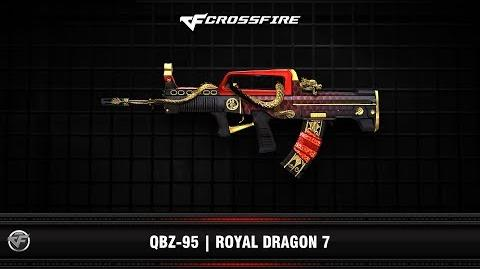 CF QBZ-95 Royal Dragon 7