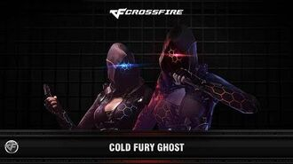 CF Cold Fury Ghost
