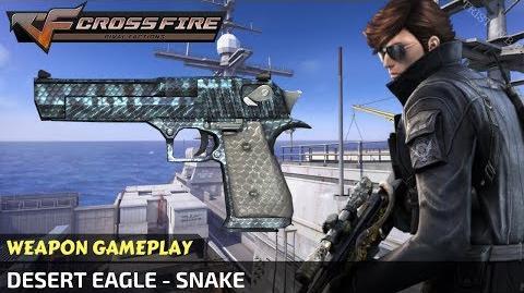 CrossFire Vietnam - Desert Eagle - Snake