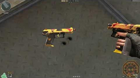Cross Fire China USP Match-Royal Dragon !