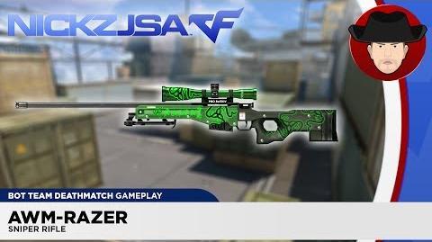 AWM-Razer CROSSFIRE China 2