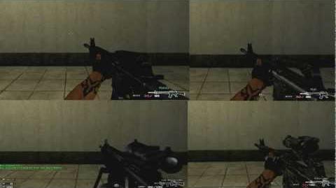Comparison - M16
