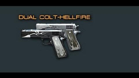 Cross Fire China Dual Colt-Hellfire Review !