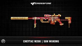 CF - Cheytac M200 - Sun Wukong (Official)