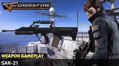 CrossFire - SAR-21