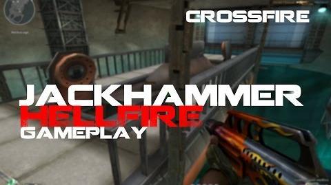 CrossFire Jackhammer Hellfire Gameplay HD ll 10DarkGamer