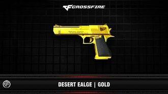 CF - Desert Eagle - GoLd
