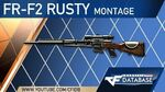 CFIDB FR-F2 Rusty Montage - Crossfire Indonesia