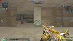 AK47 BUSTER GOLD HUD (4)