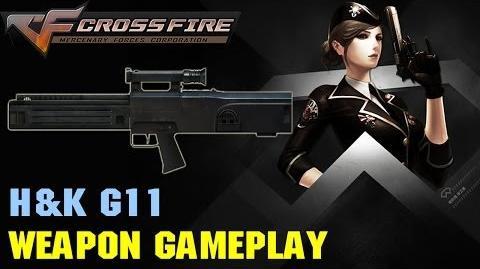 CrossFire VN - G11 FFA-0