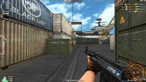 Cross Fire China AK-12 CFS 2015 Celebrate (CFS2015纪念AK12) GamePlay!