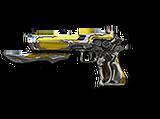 Desert Eagle-El Dorado Noble Gold