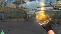 GOLDEN SOCCER BALL DRAW