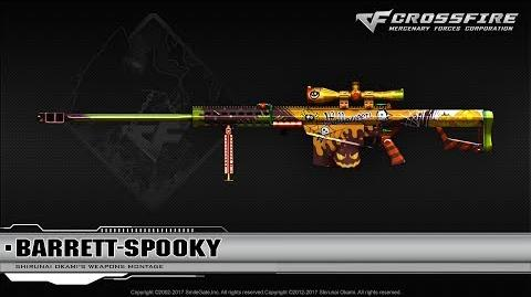 CrossFire Vietnam Barrett-Spooky