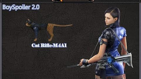 Crossfire Philippines - Cat Rifle-M4A1