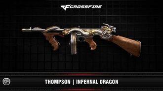 CF Thompson Infernal Dragon