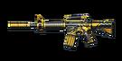 M4A1 S GoldPhoenix