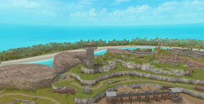 Mysterious Island map1 5