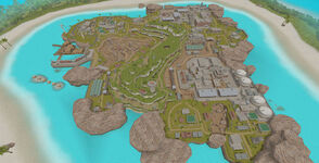 Mysterious Island map1 9