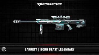 CF Barrett Born Beast Legendary (VIP Official)