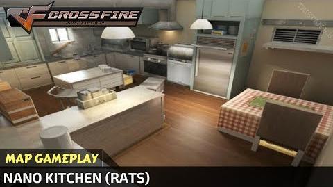 CrossFire China - Nano Kitchen Hero Mode X Parasite Map Mode Gameplay