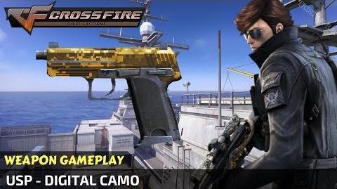 CrossFire Vietnam - USP - Digital Camo