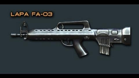 Cross Fire China LAPA FA-03 Review!