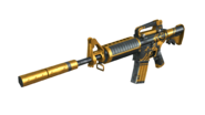M4A1-S Gold Phoenix (2)