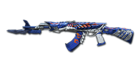 AK-47 Knife Born Beast Prime