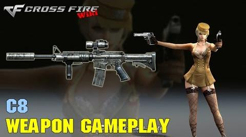 CrossFire - C8 - Weapon Gameplay