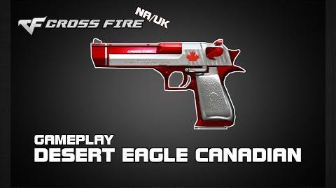 CFNA Desert Eagle Canadian Gameplay