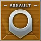 Assault Badge Class C Level 3
