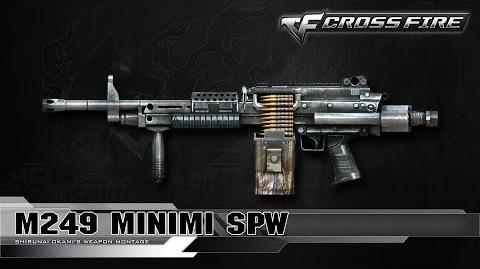 CrossFire Vietnam M249 Minimi SPW ☆