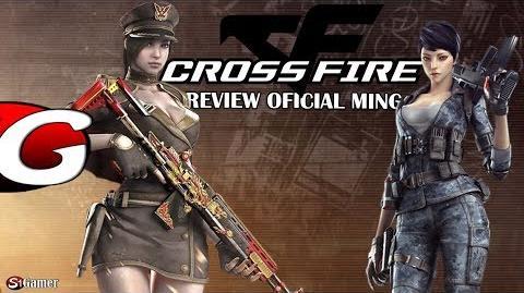 CrossFire - Review da personagem Oficial Ming Flying Fox - 19 - SG