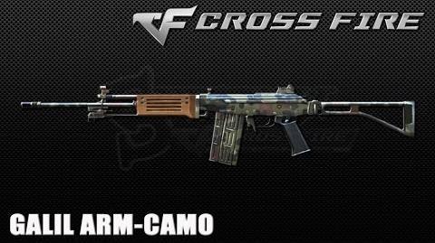 CrossFire Vietnam Galil-Camo ☆