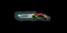 Laser Dagger Xmas