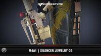 CF M4A1 Silencer Jewelry CG (2014)