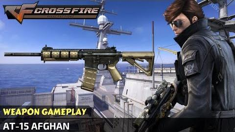 CrossFire - AT-15 Afghan