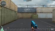 MK23 Blue Crack