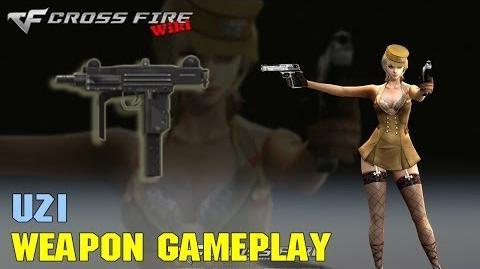 CrossFire - Uzi - Weapon Gameplay