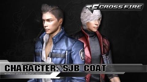 CrossFire Character SJB COAT ☆