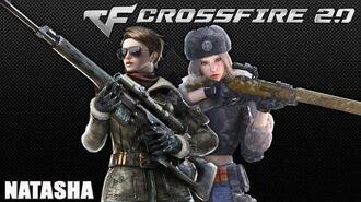 CrossFire Vietnam 2.0 Natasha Female Character ☆