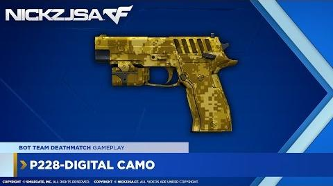 P228-Digital Camo CROSSFIRE China 2