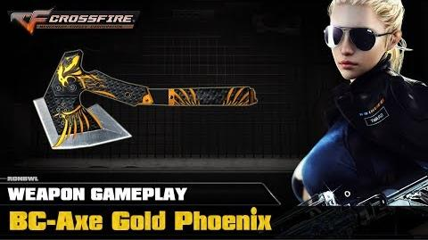 CrossFire VN - BC-Axe Gold Phoenix