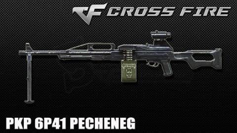 CrossFire Vietnam PKP 6P41 Pecheneg ☆