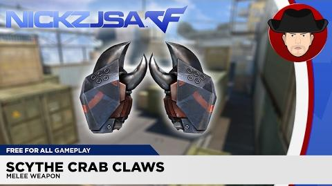Scythe Crab Claws CROSSFIRE Indonesia 2