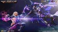 CF China New Map Ruins (updated Master Hero Mode X Ascetic & Void Terminator) CrossFire News